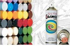 cosmos lac spray paint